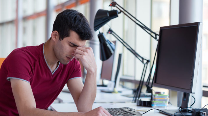 stress student loan